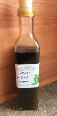 Flüssige Maggi-Alternative Rezept