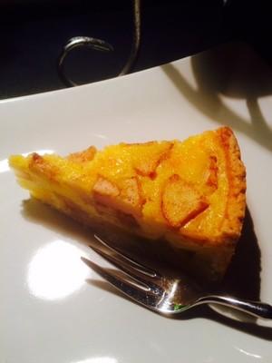 Birnenkuchen mit Vanilleguss Rezept
