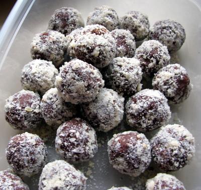 Brownies-Trüffel Rezept
