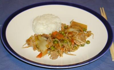 Chinesisches Rindfleisch Rezept