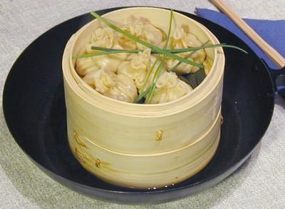 Dim Sum (Chinesische Knödel) Rezept