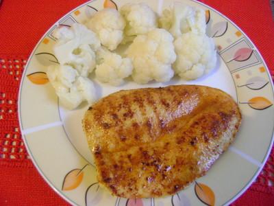 Putenschnitzerl mit Karfiolröschen Rezept