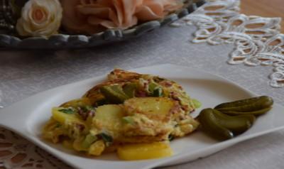Sächsisches Bauernfrühstück Rezept