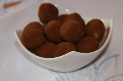 Falsche Marzipankartoffeln Rezept