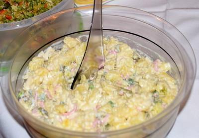 Sächsischer Kartoffelsalat Rezept