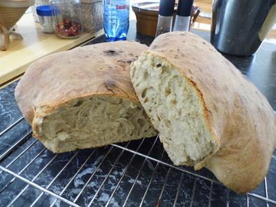 Schwäbisches Eingenetztes Brot Rezept