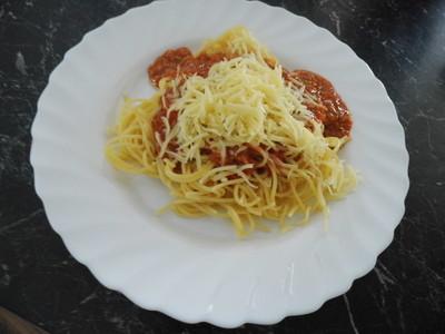 Bolognese auf vegetarische Art Rezept