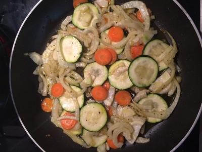 Fenchel- Karotten Gemüse Rezept