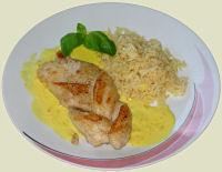 Fischzopf in Currysauce Rezept
