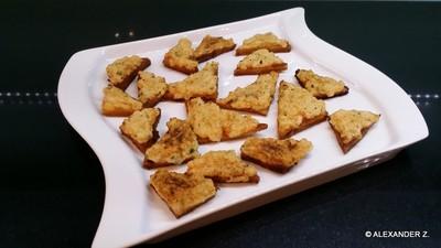 Garnelen Toast Rezept