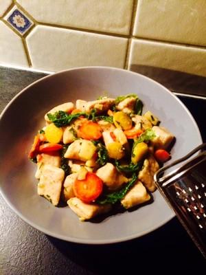Gnocchi-Gemüse Pfanne Rezept
