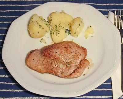 Gorgonzolaschnitzel Rezept