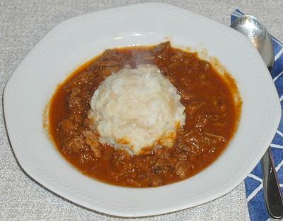 Gulasch (Wiener Saftgulasch) Rezept