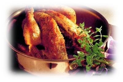 Huhn auf Siebenbürger Art Rezept