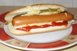 Klassicher Hot Dog Rezept