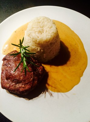 Filet in Weißweinsauce Rezept
