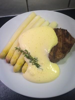 Schaumige Sauce Hollandaise Rezept
