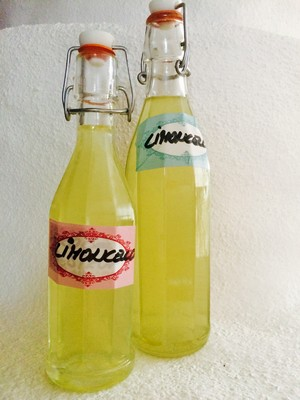 Selbstgemachter Limoncello Rezept