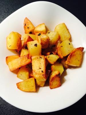 Bratkartoffeln einmal anders  Rezept