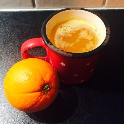 Orangen Punsch  Rezept