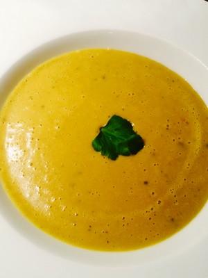 Indische Linsen-Kichererbsen Suppe ( vegan) Rezept