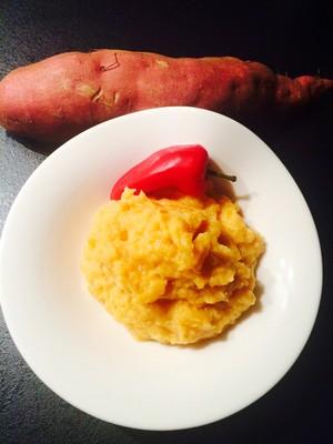 Exotisches Süßkartoffelpüree Rezept
