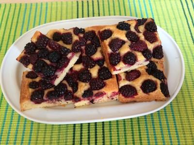 Rührteig-Obstkuchen Rezept