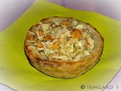 Sellerie-Salat-Boot Rezept