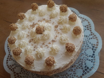 Nuss Giotto Torte Rezept Rezepte Auf Kochecke At