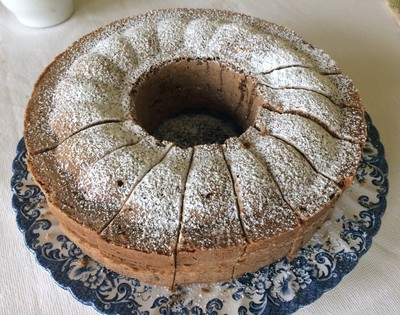 Zucchini-Mohn-Kuchen Rezept