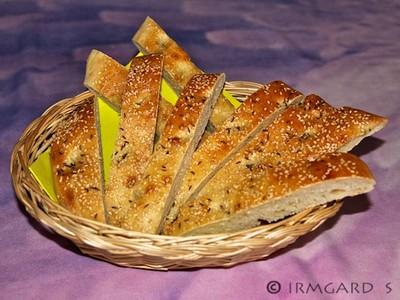 Türkisches Fladenbrot Rezept