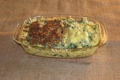 Bärlauch-Käsespätzle Rezept