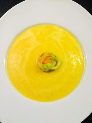 Karotten-Lauch Suppe Rezept