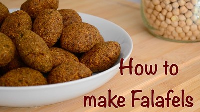 Falafel Rezept