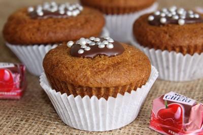 Mon Cherie Muffins Rezept Rezepte Auf Kochecke At