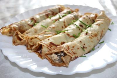 Palatschinken Pikant Rezept