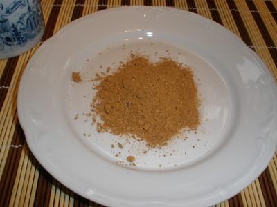 Pilze/Schwammerlpulver Rezept