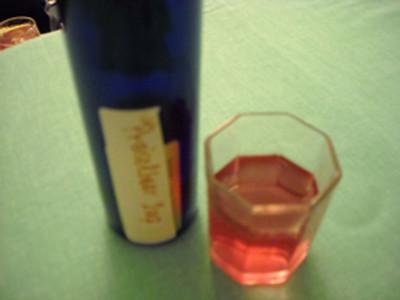 Preiselbeerschnaps Rezept