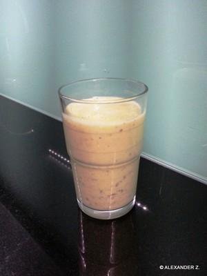 Pimp the Protein Shake Rezept