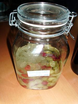 Stachelbeerlikör Rezept