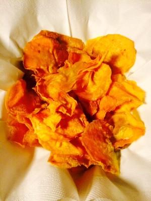 Chips von der Süßkartoffel Rezept