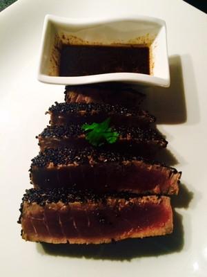 Thunfisch mit Honig-Soja Sauce Rezept