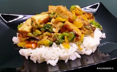 Cilli Tofu Rezept