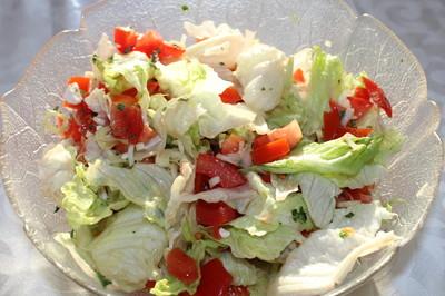 Tomatensalat Rezept