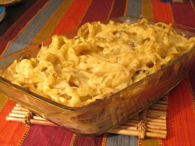 Zypriotischer Macaroni-Auflauf Rezept